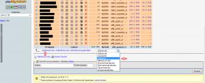 Editace v phpMyAdmin. Webadmin.Stable.cz  - profesionální webhosting.
